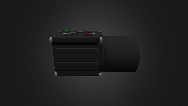 Zip Of Roller With Proper Linking 3D Model