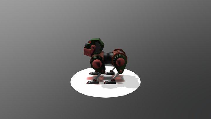 Perrobot 3D Model