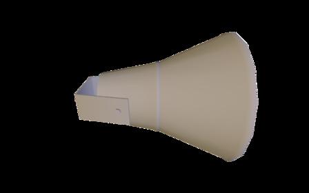 _speaker_lowpoly 3D Model
