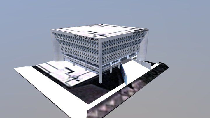 RECURSOS EDUCATIVOS 3D Model