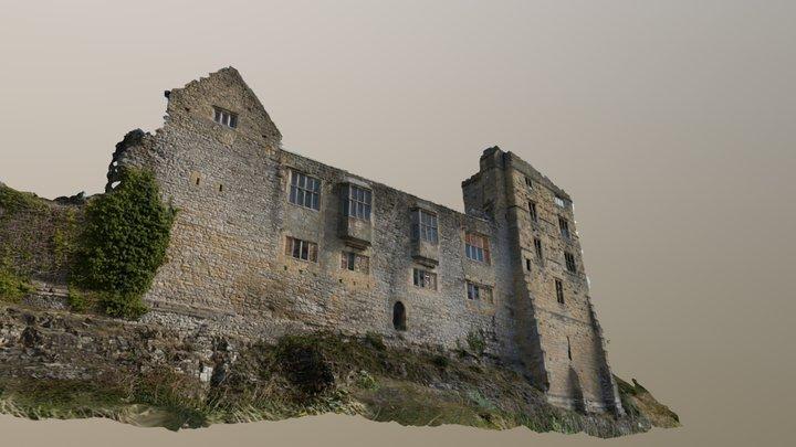 Helmsley Castle 3D Model