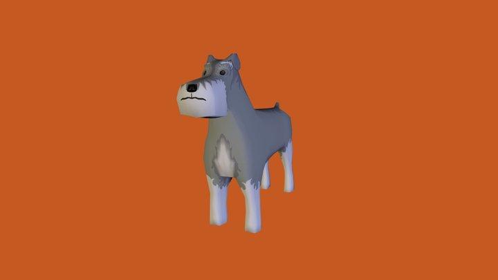 Doggy 3D Model