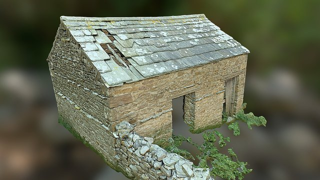 Building2 3D Model