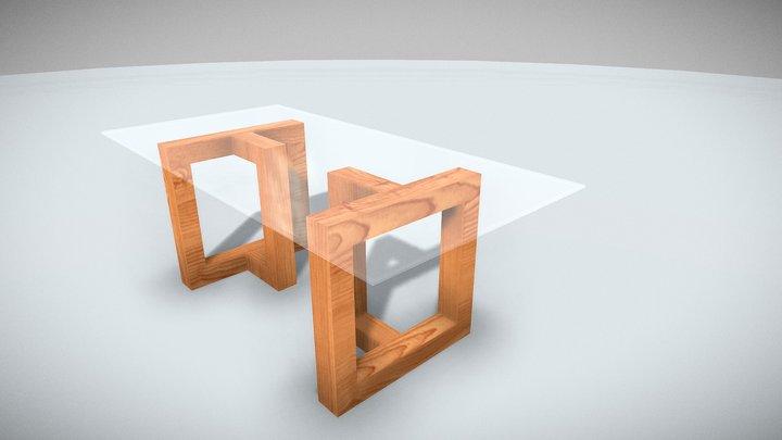 TRIMAT - Base 3 3D Model