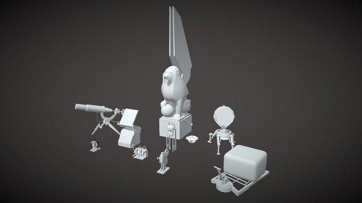 HomeWork_1.3 3D Model