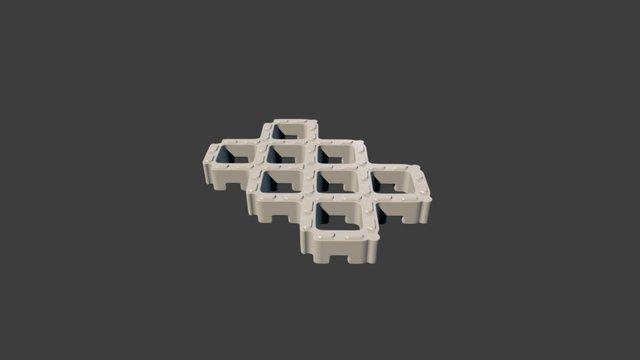 Cellpave HD 3D Model
