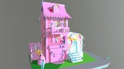 My little pony dream house! 3D Model