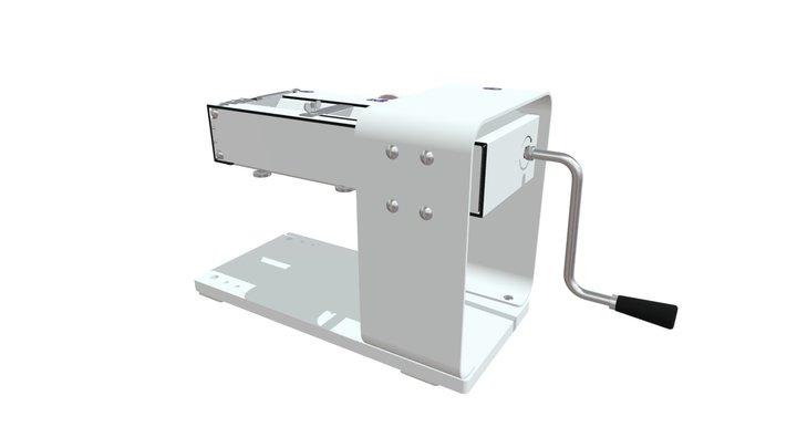LC Machine: Squirrel 3D Model