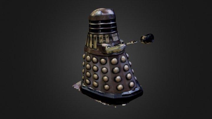 Dalek 3D Model