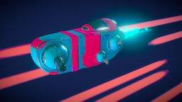 Orbital Patrol 3D Model