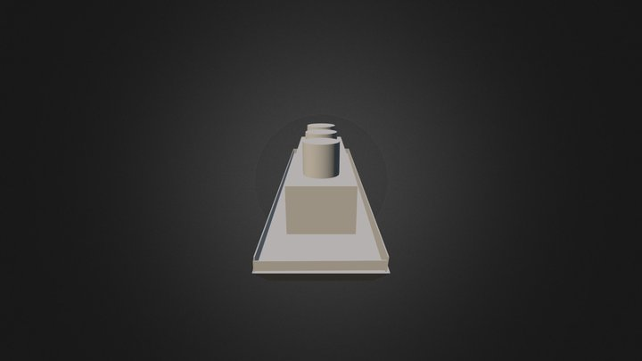 SOS Tonys 3D Model