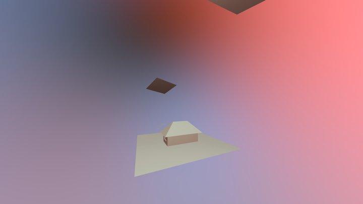 Tallennus 3D Model