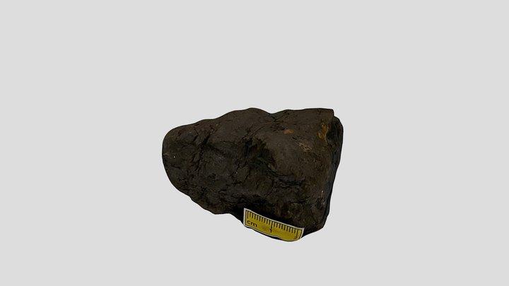 Lignite (aka brown coal) 3D Model
