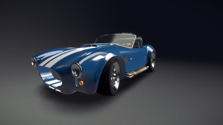 Cobra Replica 3D Model