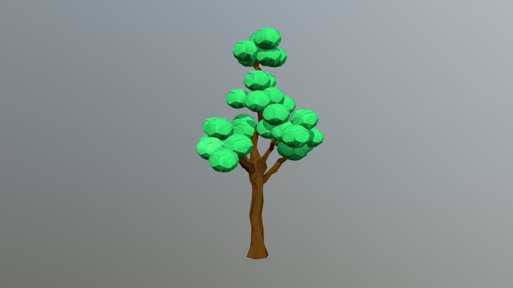 Ramon 3D Model