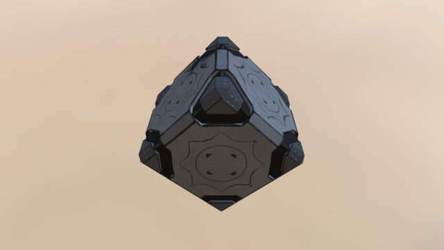 VuforiaTest 3.unity 3D Model