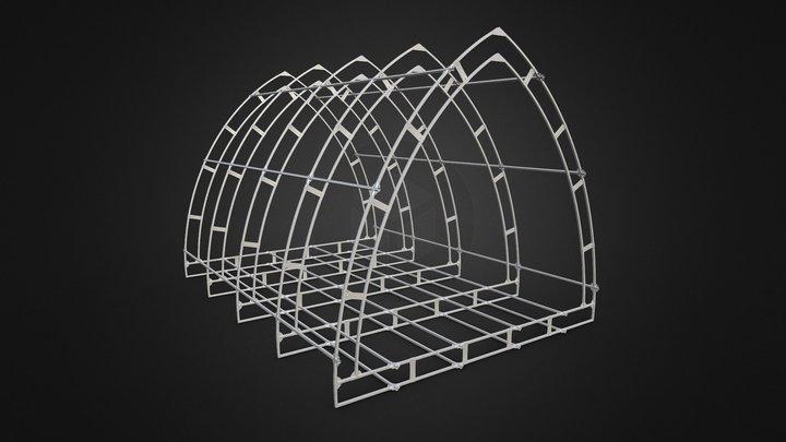 Karkas 3D Model