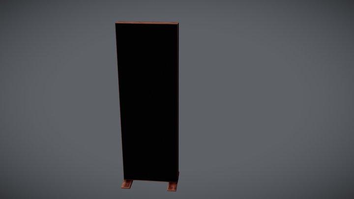 Acoustic Panel 3D Model