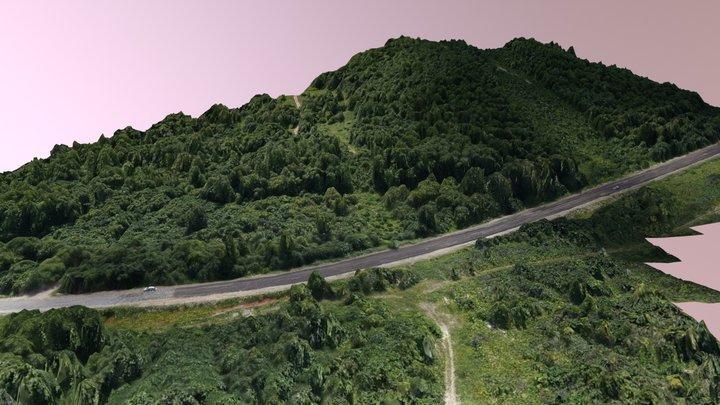 ремонт дороги 05 3D Model