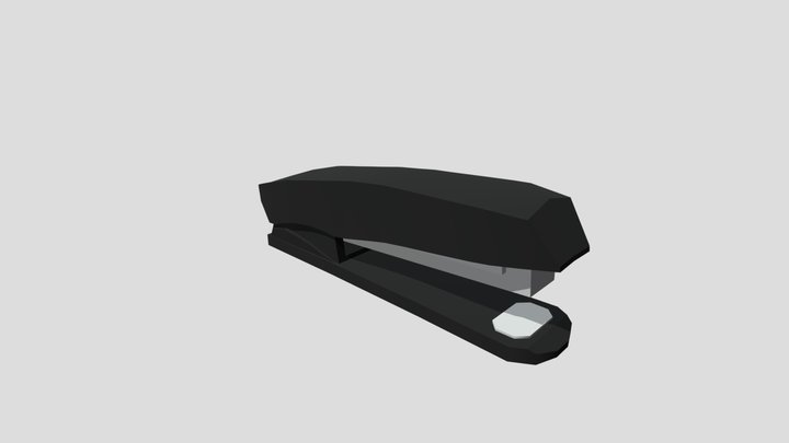 stapler 3D Model