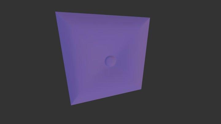 Tile Rex Capitonne N151011 3D Model