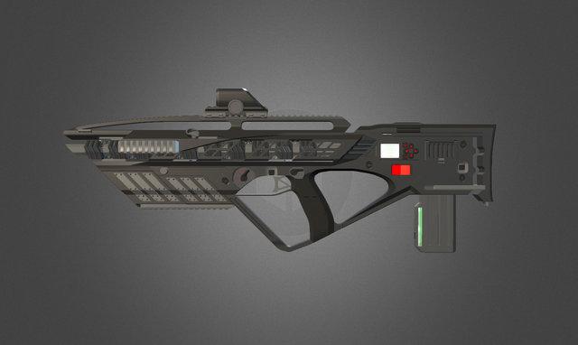 Deimos G2- A 3D Model