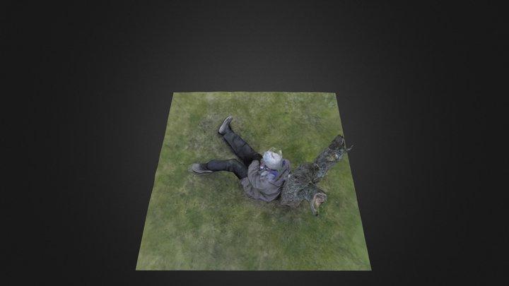 2187874 Me (2) 3D Model