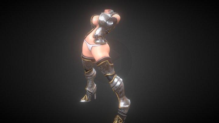 kamiel_body_test 3D Model