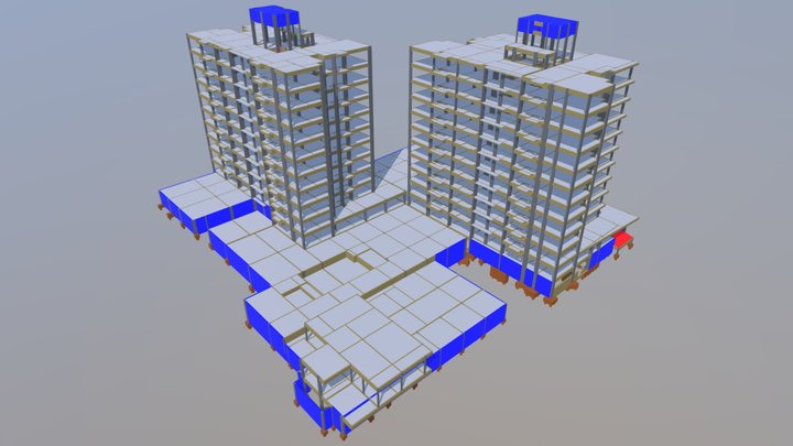 Estrutural 29 01 2019 - FENPAR 3D Model