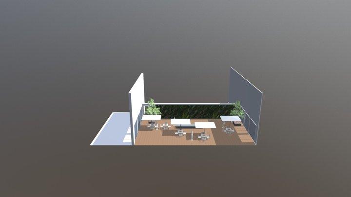 sanahotel 3D Model