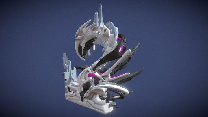 Form19x 3D Model