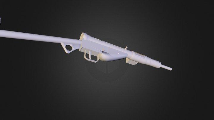 Basic Sten Export 3D Model