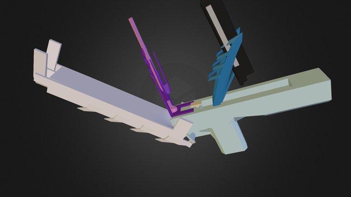 Switchgun 3D Model