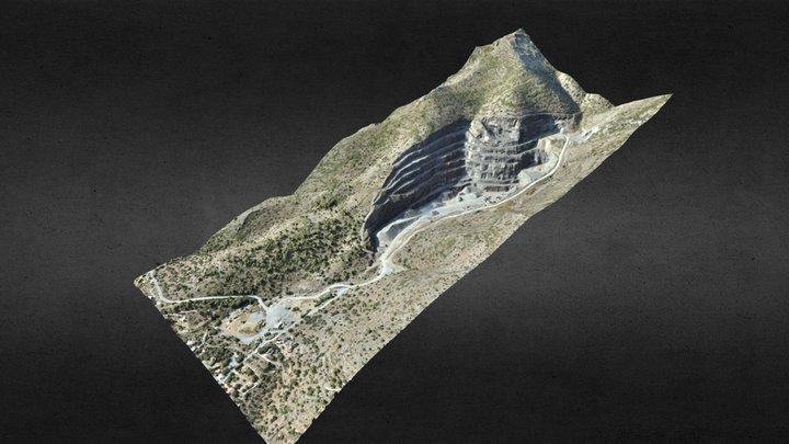 Cantera Sillero 3D Model