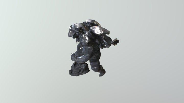 Object7 3D Model