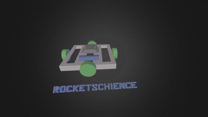 RocketSchience 3D Model