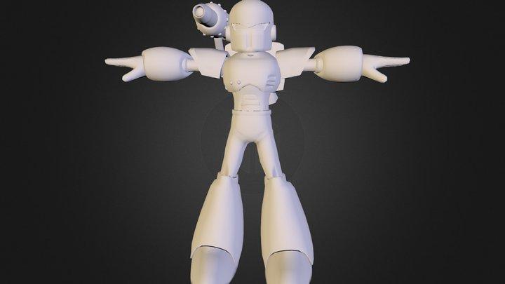 VileLowPoly001 3D Model