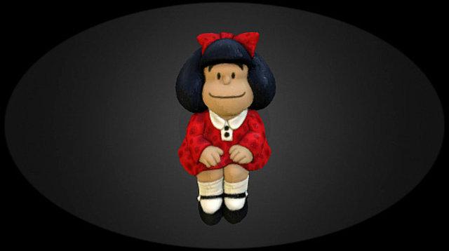 Mafalda 3D Model