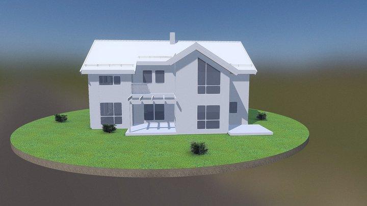 Vinci Utvendig2 3D Model
