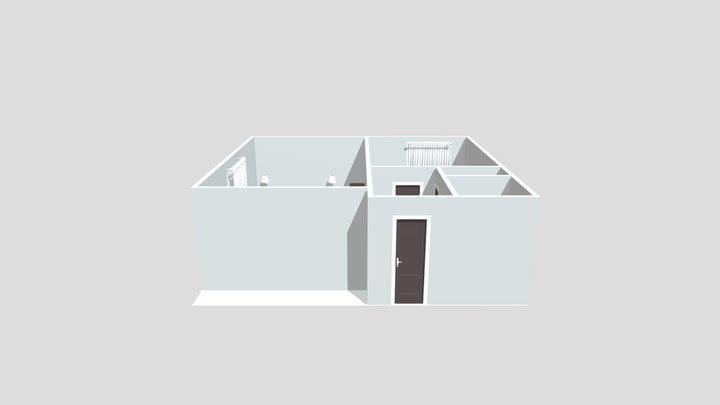 rodinna izba svorad 3D Model