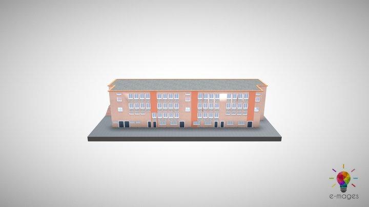 Ecole 3D Model