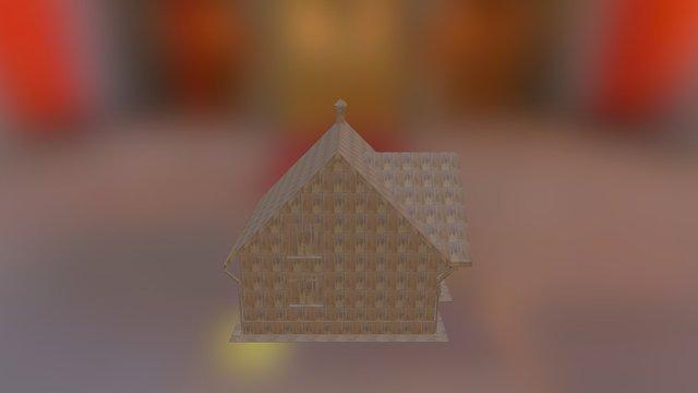 House-02 3D Model