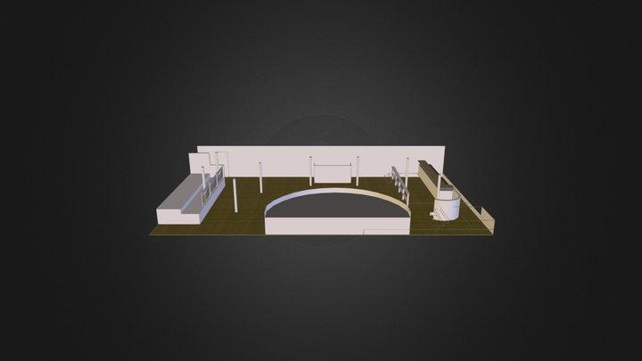 Brooklyn club  3D Model