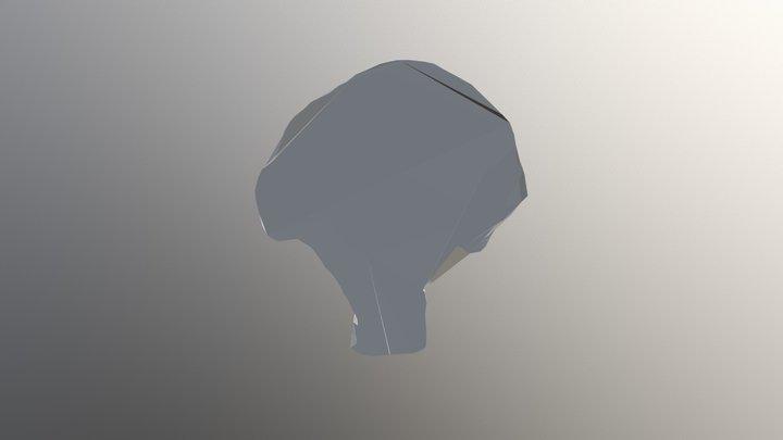Brocolis 3d 3D Model