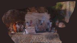 Missa Santa Barbara 3D Model