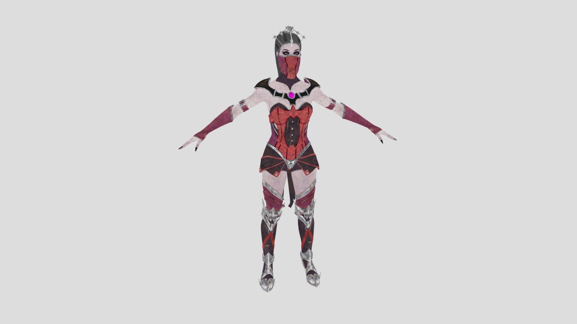 X mileena kombat Kitana/Mileena (Mortal