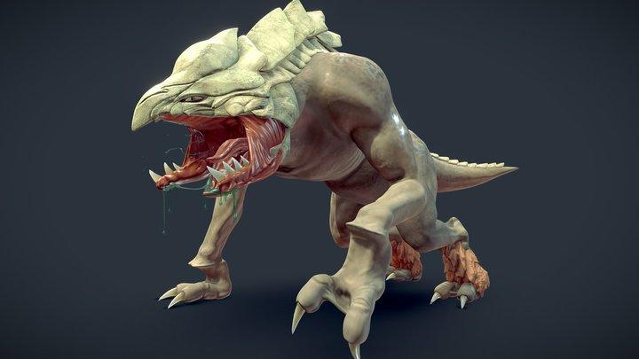 King of Predators-HD 3D Model