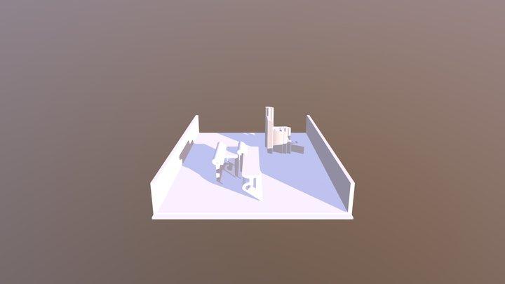 RanjanaLIPI 3D Model