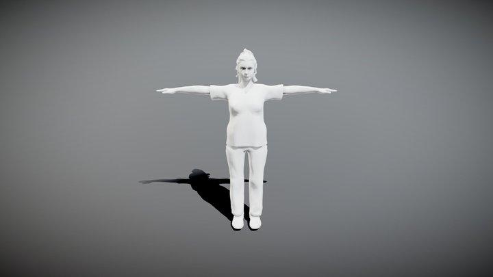 CHOPForEyes 3D Model