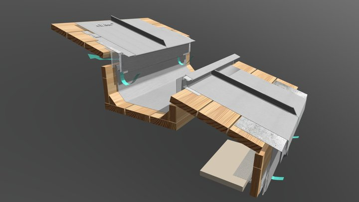 DLSS 3.4.02 3D Model